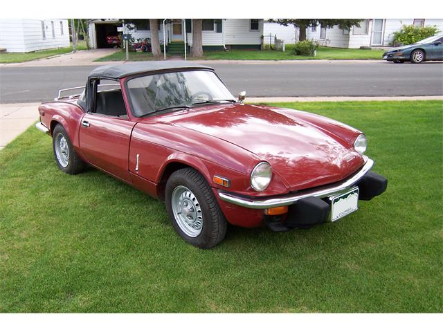 classifieds for classic triumph spitfire 27 available. Black Bedroom Furniture Sets. Home Design Ideas