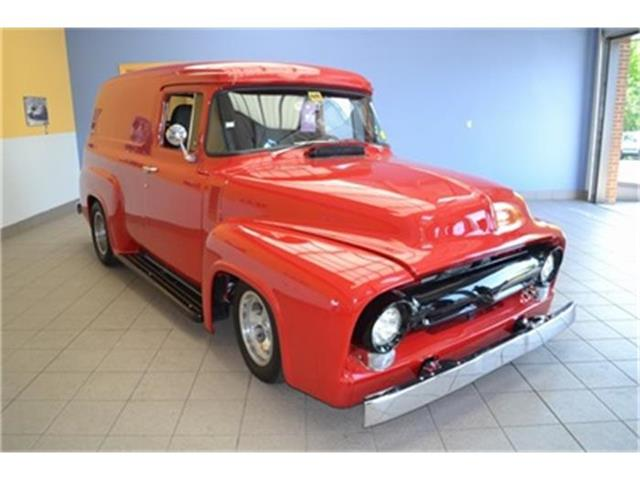 1956 Ford Panel Truck | 884352