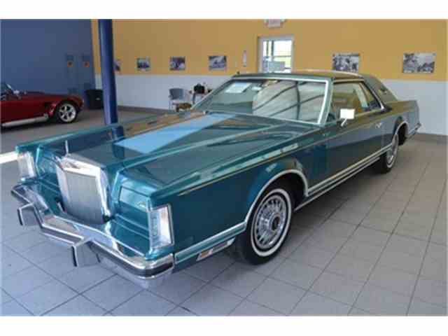 1979 Lincoln Continental Mark V | 884354