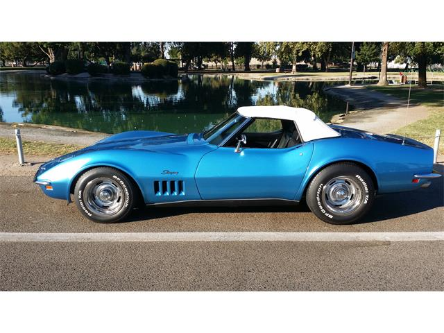 1969 Chevrolet Corvette Stingray | 884356