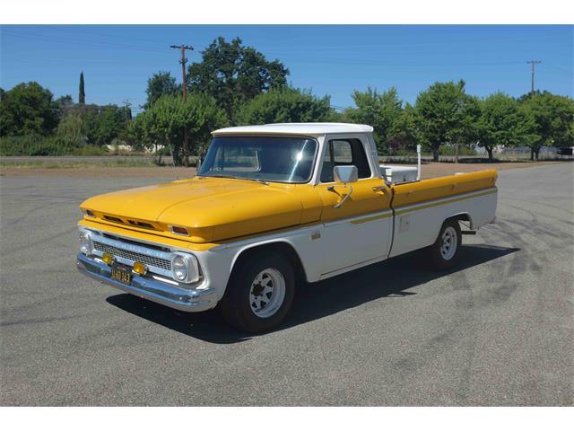 1966 Chevrolet C/K 10 | 884359