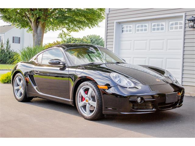 2007 Porsche Cayman S | 884362
