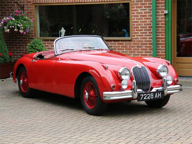 1959 Jaguar XK150 S RHD 3.4 Roadster 1 of 44 | 880437