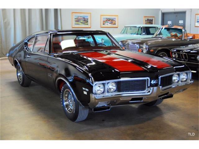 1969 Oldsmobile 442 | 884373