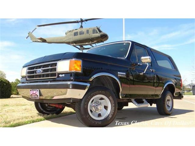 1991 Ford Bronco | 884374