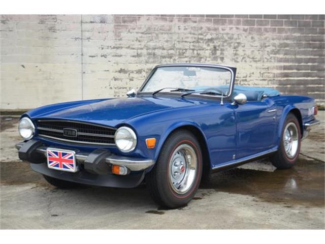 1975 Triumph TR6 | 884376