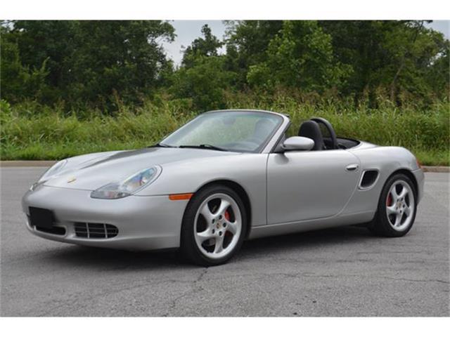2001 Porsche Boxster | 884377
