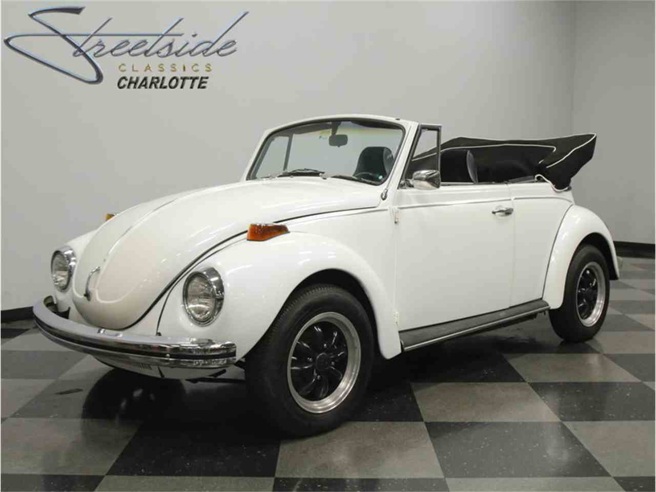 1971 volkswagen super beetle convertible for sale cc 884378. Black Bedroom Furniture Sets. Home Design Ideas