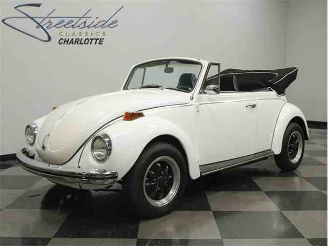 1971 Volkswagen Super Beetle Convertible | 884378