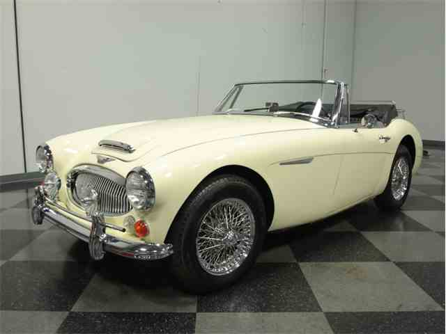 1967 Austin-Healey 3000 Mark III BJ8 | 884380