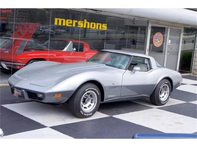 1978 Chevrolet CorvetteSilver Anniversary | 884382