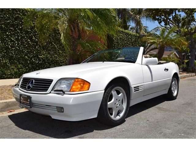 1994 Mercedes-Benz SL-Class | 884385