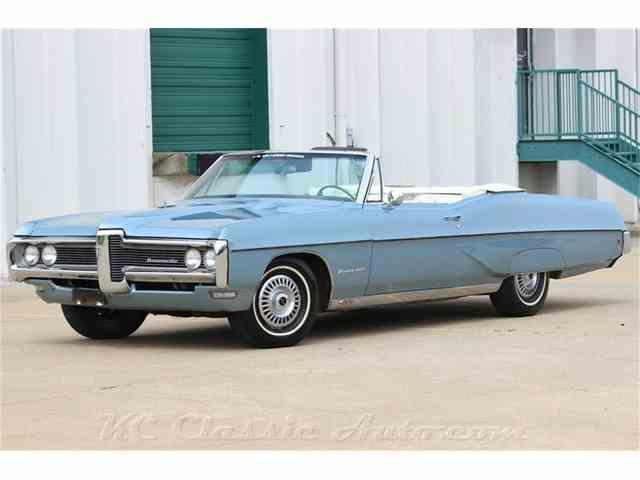 1968 Pontiac Bonneville 428V8  4spd Convertible | 884386