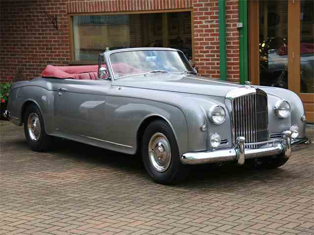 1957 Bentley SI Continental Park Ward LHD Be-Bop | 880439