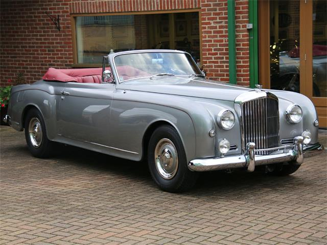 1957 Bentley SI Continental Park Ward LHD Be-Bop | 880439