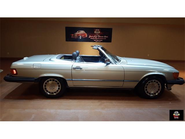 1988 Mercedes-Benz 560SL | 884393