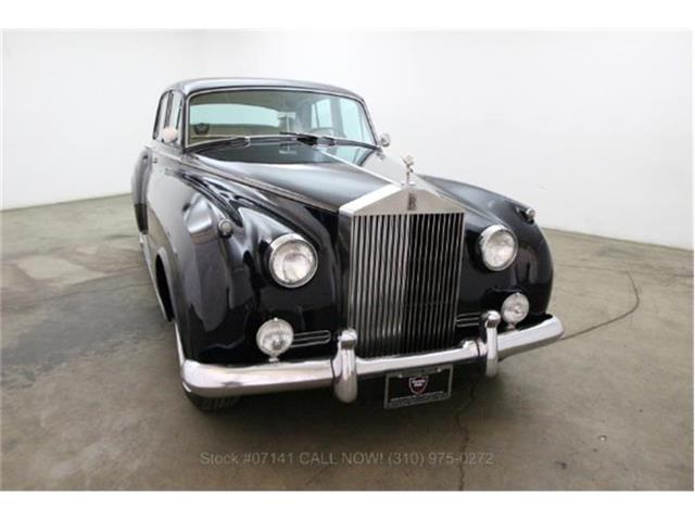 1962 Rolls Royce Silver Cloud II | 884403
