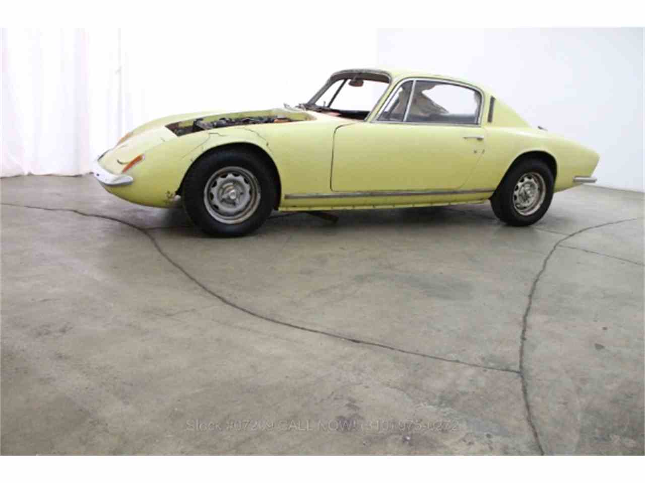 Large Picture of '68 Elan - IYES