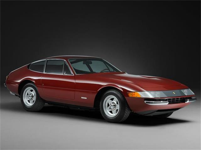 1969 Ferrari 365 GTB/4 LHD Daytona Plexiglass | 880441