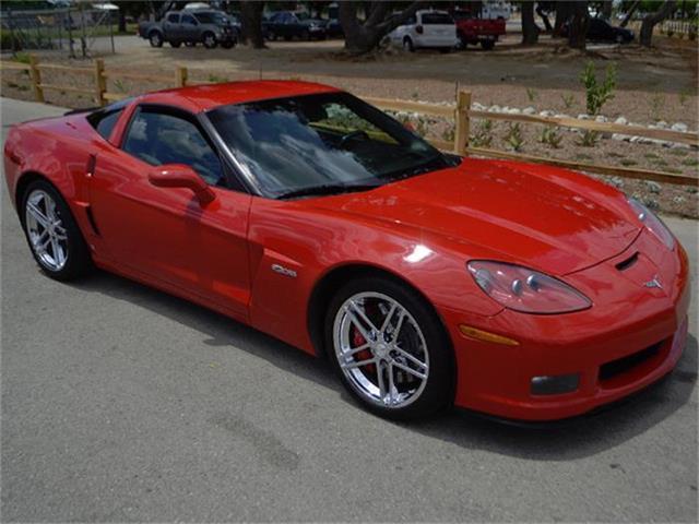 2006 Chevrolet Corvette | 884411