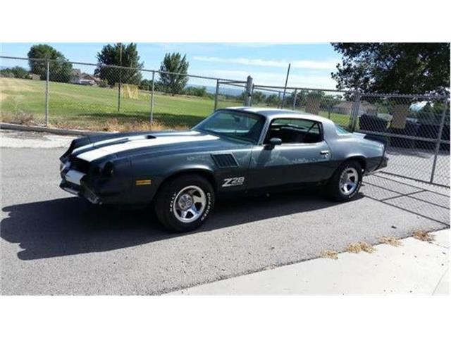 1978 Chevrolet Camaro | 884420