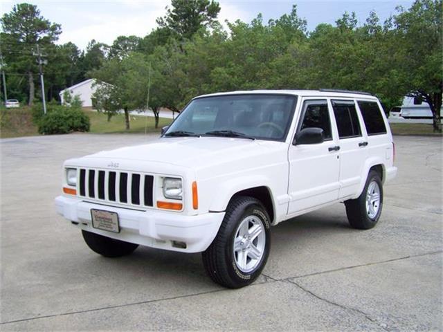 2001 Jeep Cherokee   884427