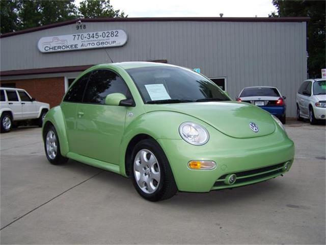 2002 Volkswagen Beetle | 884428