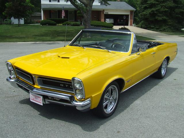 1965 Pontiac GTO | 884429