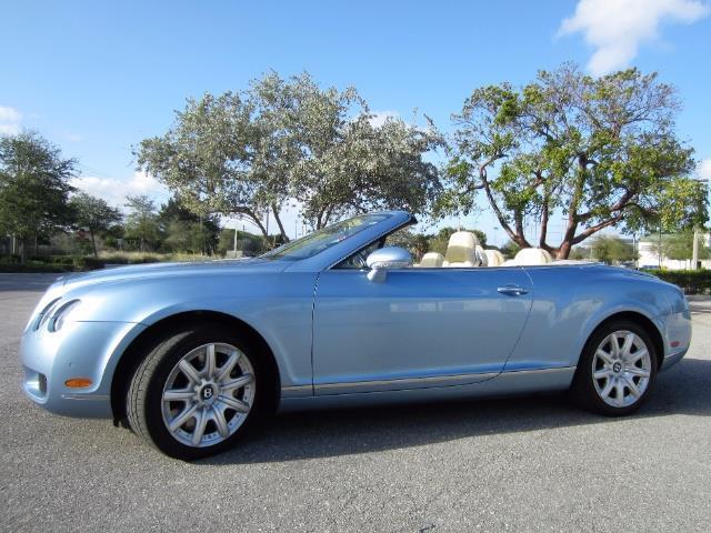 2007 Bentley Continental GTC | 884430