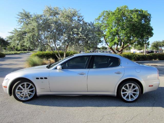 2007 Maserati QuattroporteDuoSelect | 884431