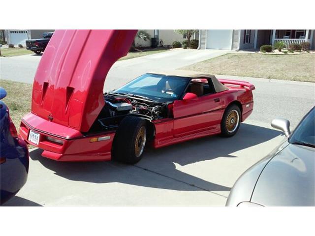 1987 Chevrolet Corvette | 884442