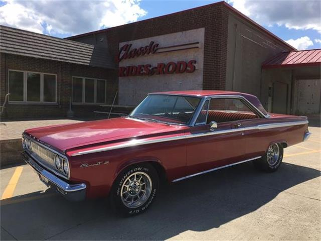 1965 DODGE CORONET 440 440 SIX PACK | 884446