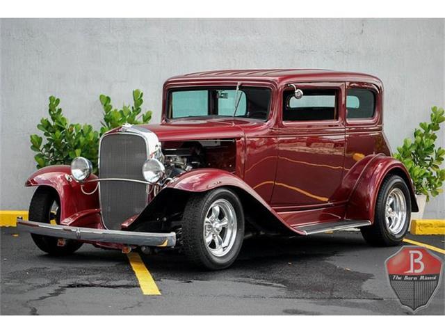 1932 Chevrolet Custom Street Rod Coupe   884449