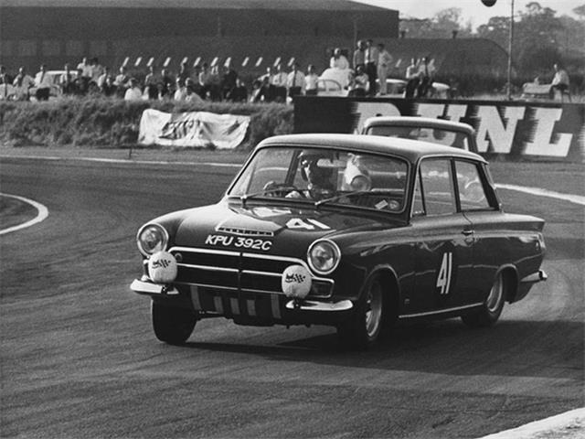 1965 Lotus Cortina MK1 Alan Mann Racing | 880445