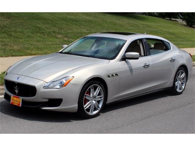 2014 Maserati Quattroporte | 884450