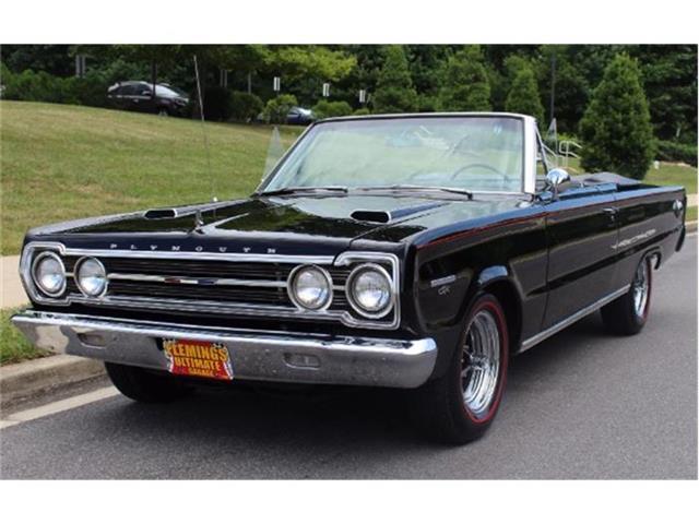 1967 Plymouth GTX | 884453