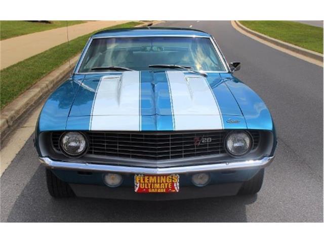 1969 Chevrolet Camaro | 884455
