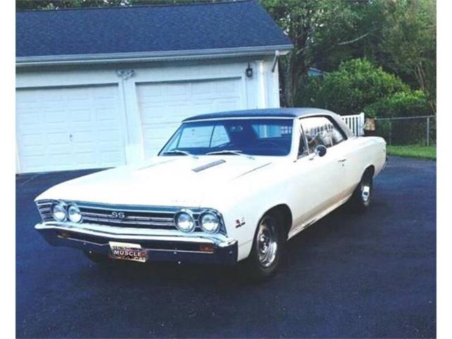1967 Chevrolet Chevelle | 884459