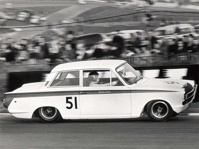 1966 Lotus Cortina Group 5 Works Competition Car | 880446