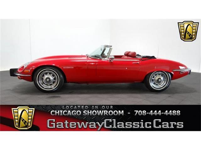 1974 Jaguar XKE   884464