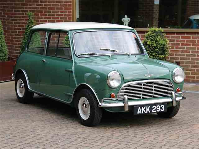1964 Austin and Morris Mk 1 Mini Cooper S Selection Available | 880447