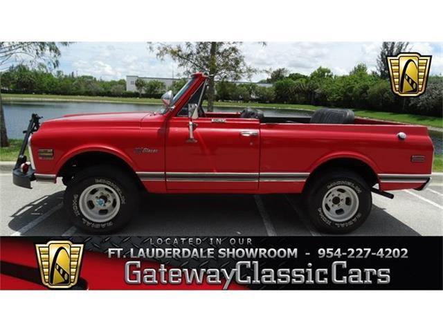 1972 Chevrolet Blazer   884471