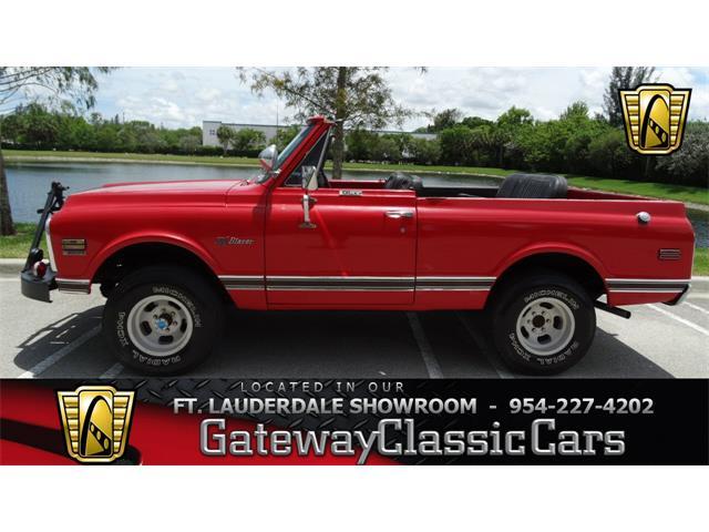 1972 Chevrolet Blazer | 884471