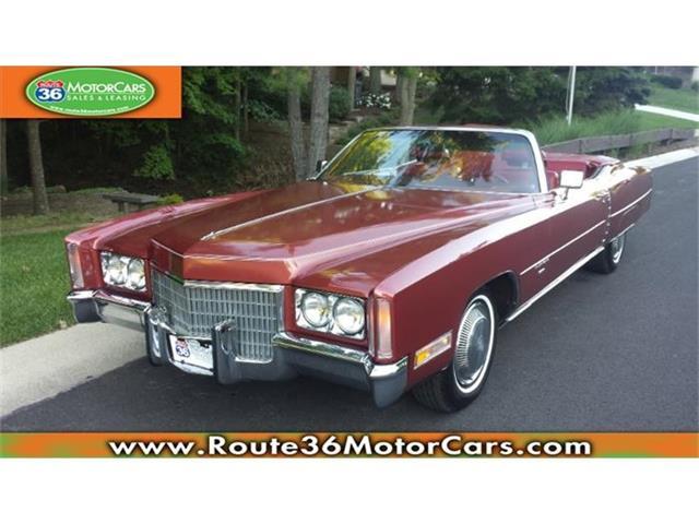 1971 Cadillac Eldorado | 884480