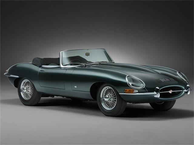 1961 Jaguar E-Type Series 1 3.8 Litre RHD Roadster | 880449