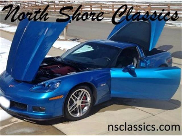 2008 Chevrolet Corvette | 884490