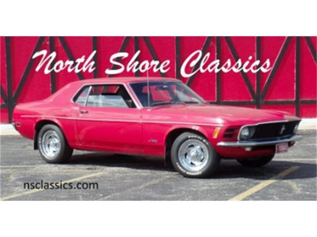 1970 Ford Mustang | 884491