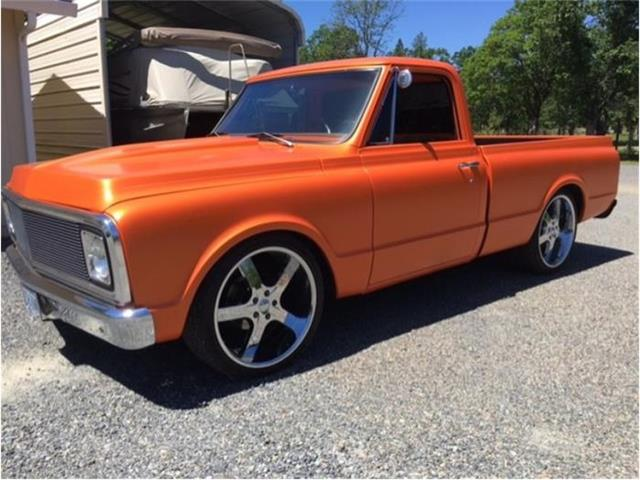 1969 Chevrolet C/K 10 | 884497