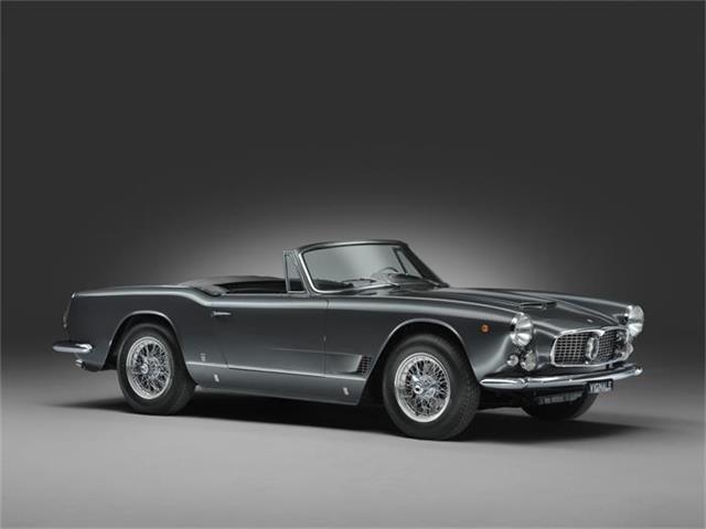 1963 Maserati 3500 GTI Vignale Spyder | 880450