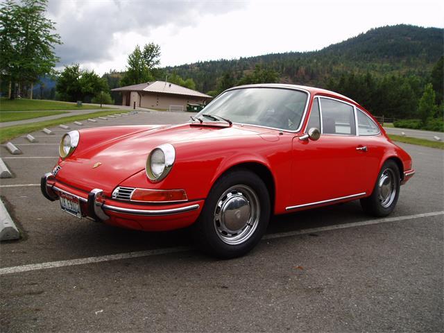 1969 Porsche 912 | 884503